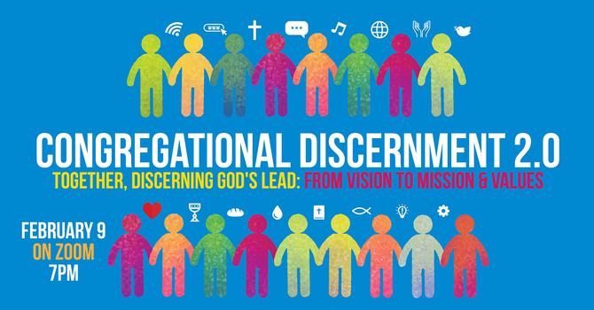 Congregational Discernment 2.0
