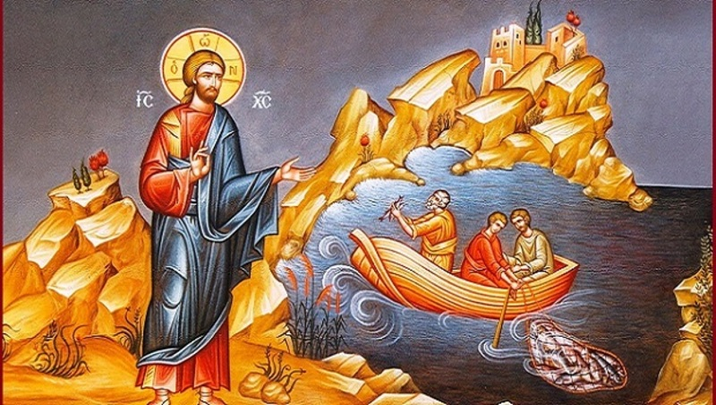 Third Sunday after Epiphany - 24 January 2020