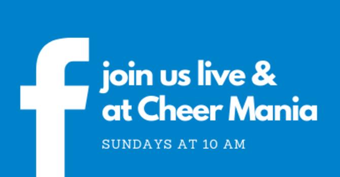 Live Sunday Morning - 10 AM
