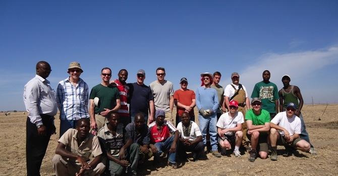 Men's Team Kenya Sharing Sunday image