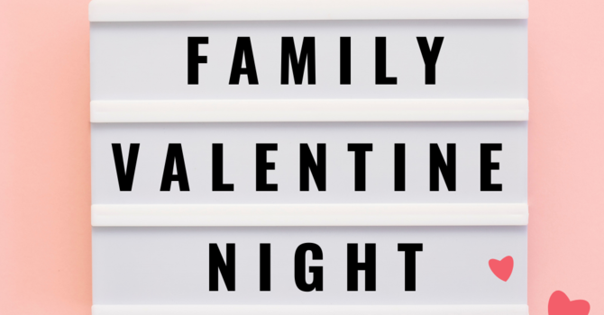 Young Families Valentine Event
