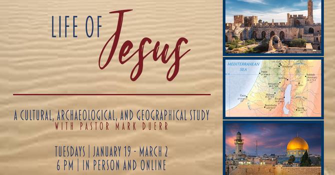 Life of Jesus | Week 1