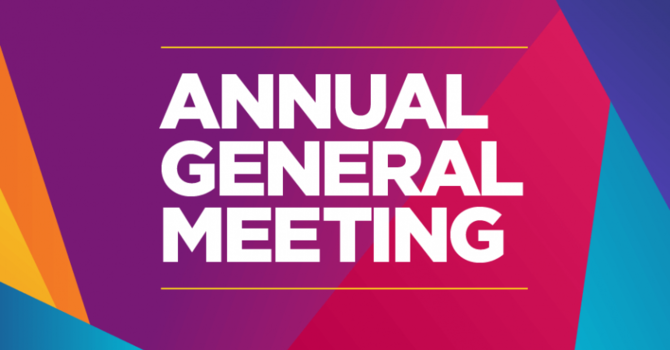Annual General Vestry Meeting