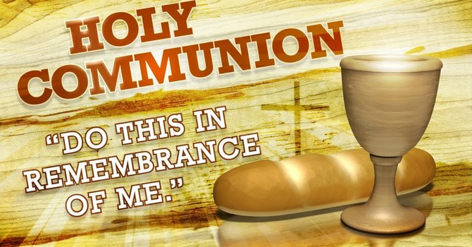 Holy Communion image