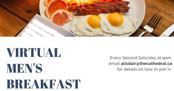 Virtual Men's Breakfast