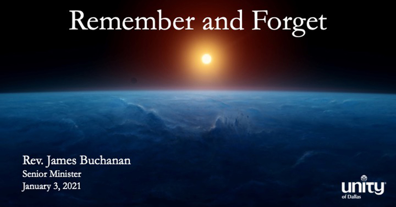 Remember and Forget