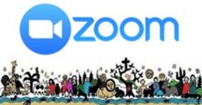 Sunday Worship Service on Zoom