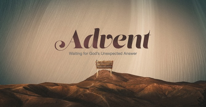 """Waiting for God's Unexpected Answer"""