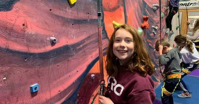 North Glenmore Half Day: Indoor Rock Climbing