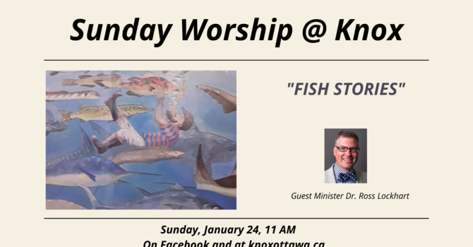 Sunday Worship @ Knox