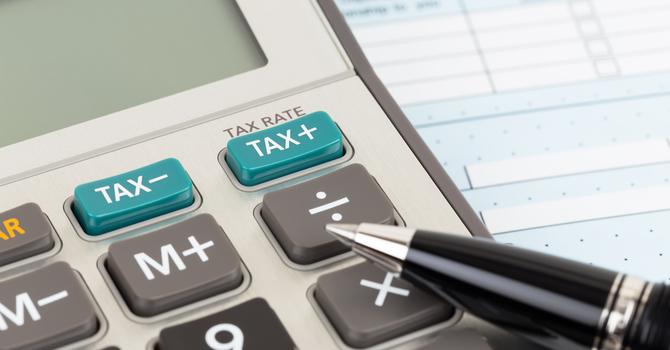 2020 Donation Tax Receipts image