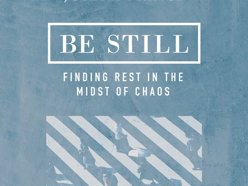 Being Still in the Middle of Chaos