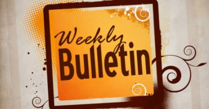 Good Friday Bulletin   April 14, 2017 image