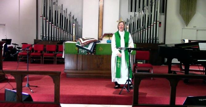 Sunday Morning Order of Worship