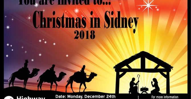 Tickets Now Available for Christmas In Sidney image