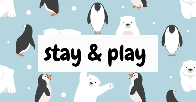 Stay & Play-Waddle Waddle Penguin