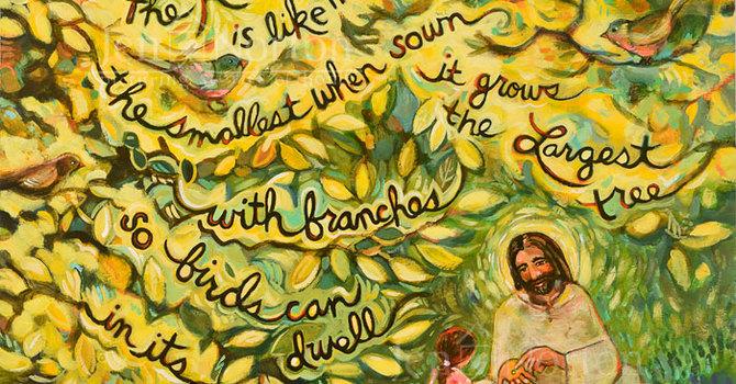 Sermon July 30 image