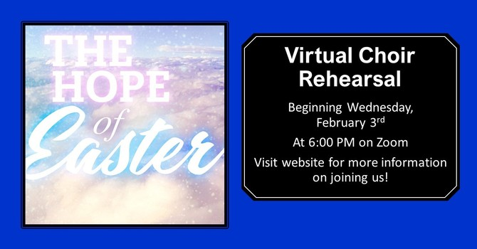 Virtual Choir Rehearsal