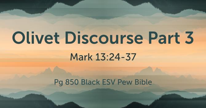 CVBC 1.24.21 {Mark 13:24-37}