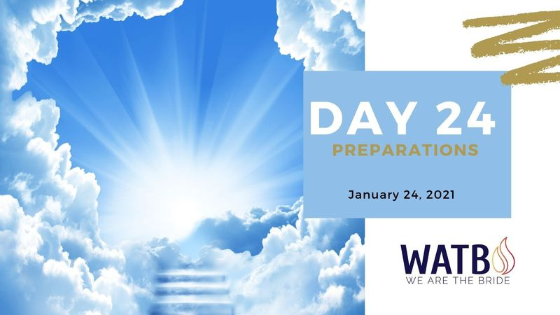 Day 24 - Bible Study w/Dr. June Knight - 2 Thess 2, Matt 24