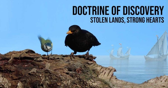 National church launches documentary on Doctrine of Discovery image