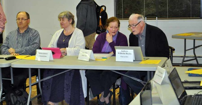 Diocesan Council Highlights 12-11-2012 image