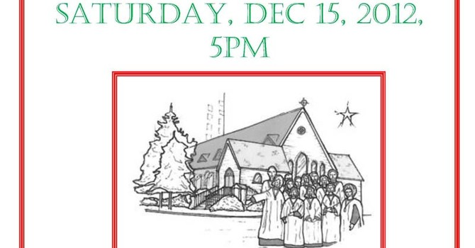 Lessons and Carols for Christmas At St.Paul's image
