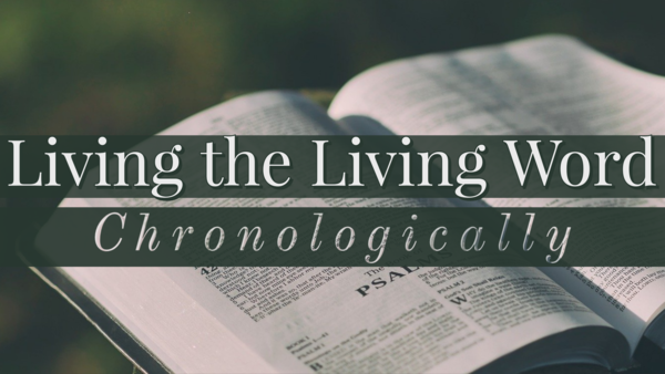 Living The Living Word 2021