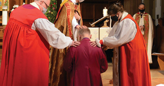 The Ordination of a Bishop image