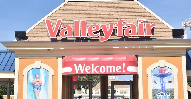 Valley Fair Amusement Park Trip