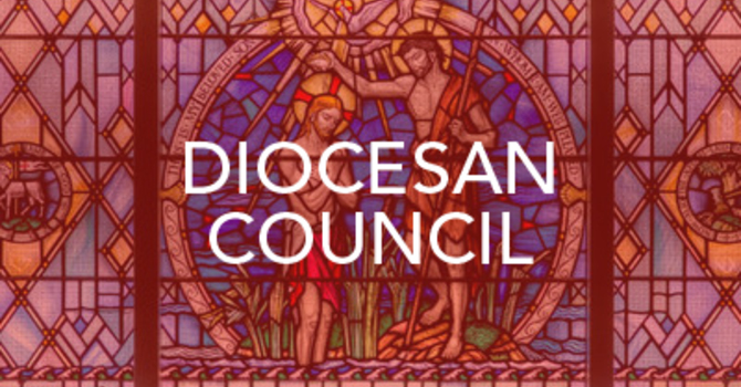 Diocesan Council meeting