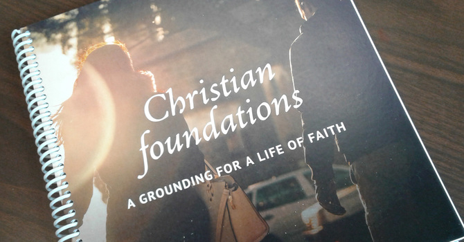 Ministry Training: Christian Foundations Course