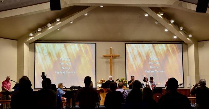 8:30 AM Worship Service