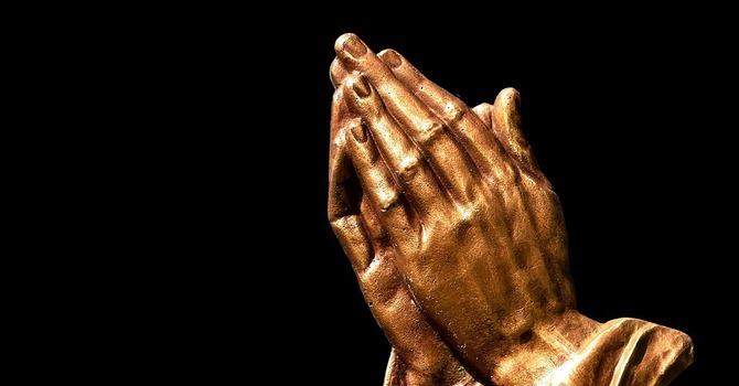Pray Until Something Happens