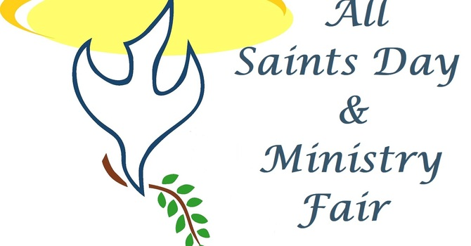 All Saints Day & Ministry Fair image