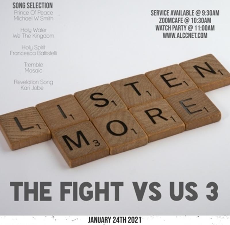 The FIGHT vs US 3