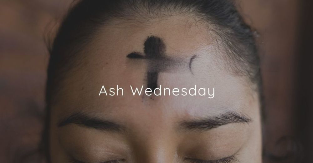 Covid-Safe Ash Wednesday