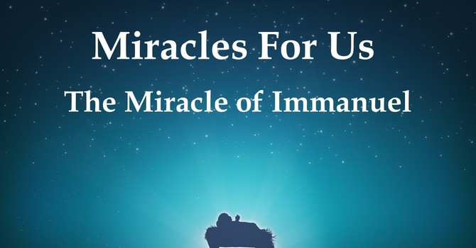 The Miracle of Immanuel