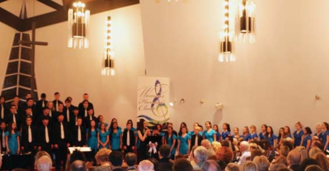 West Vancouver School District Honour Choirs Concerts image