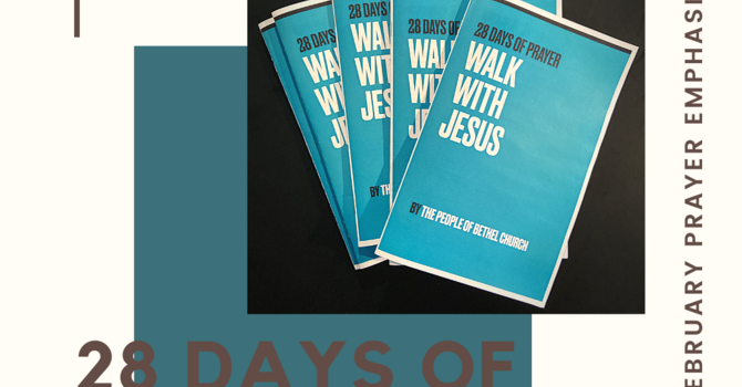 28 Days of Prayer