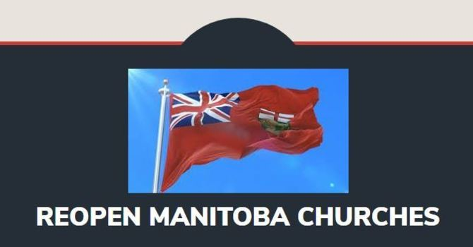 Reopen Manitoba Churches