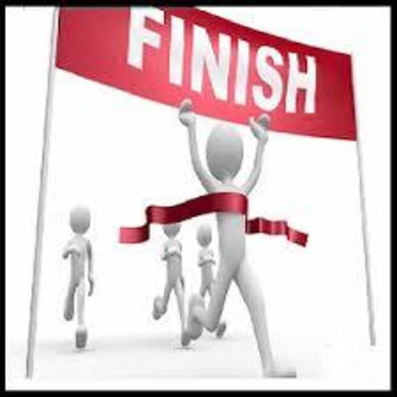 """A Good Finish:  Financial Stewardship """"It's Not Over"""""""