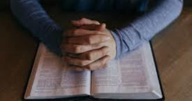 Rukousta ja Raamattua
