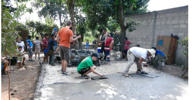 Guatemala Missions - House Building image