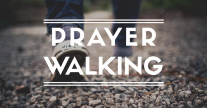 Pray-ambulate! image