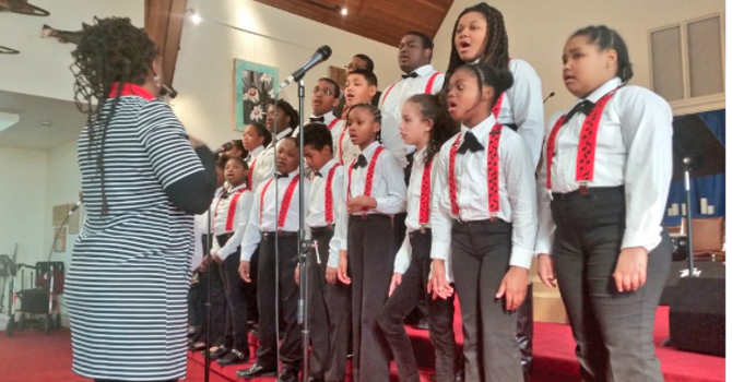 The Toronto Children's Concert Choir and Performing Arts  Company image