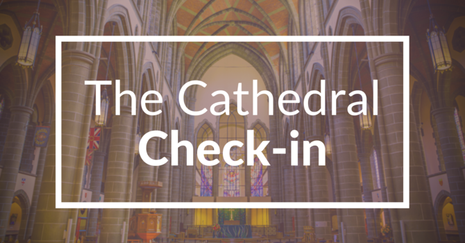 The Cathedral Check-in: Getting Ready for our New Bishop