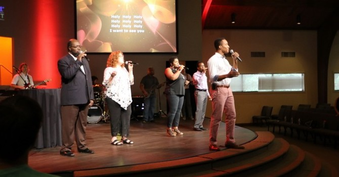 Sunday Worship Service - Non Community Groups