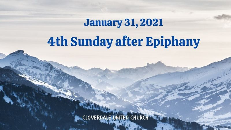 January 31, 2021