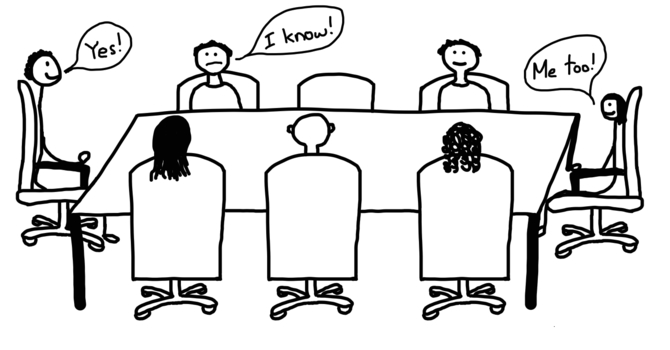 Depression 17: Peer Support Group image
